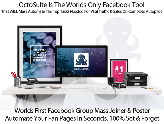 OctoSuite Powerful Viral Traffic Software Full Access