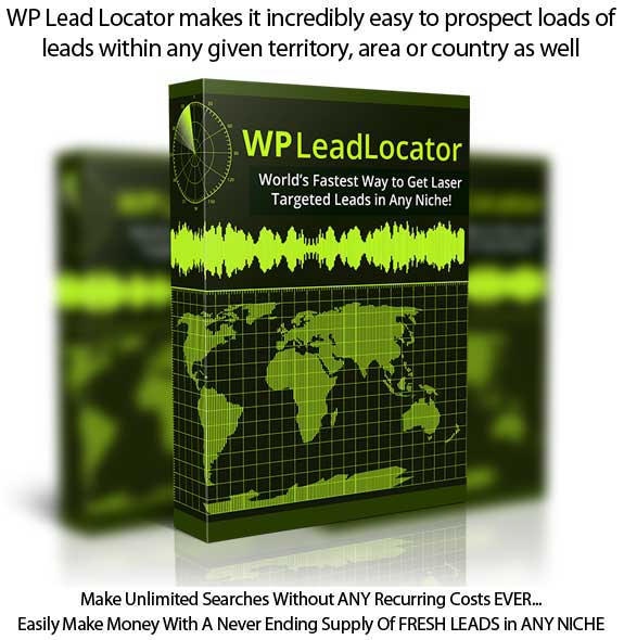 WP Lead Locator Plugin Nulled Unlimited Site License