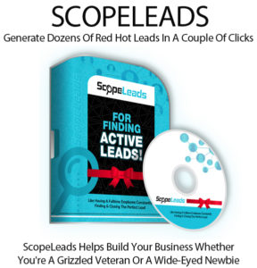 Scope Leads Software Pro Instant Download By Todd Spears