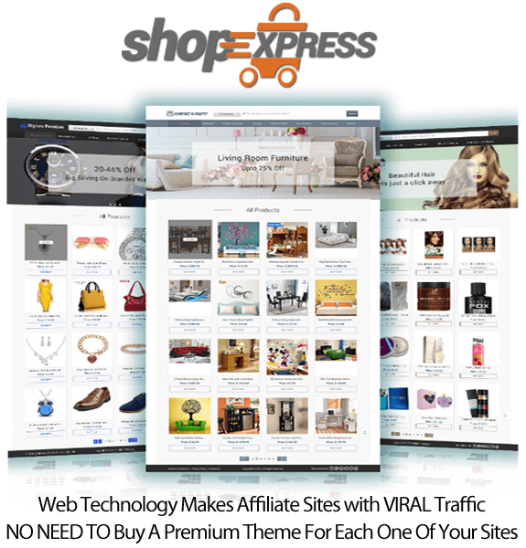 ShopExpress Software Enterprise License Lifetime Access