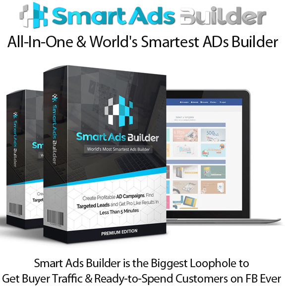 Smart Ads Builder Tool Instant Access By Jai Sharma
