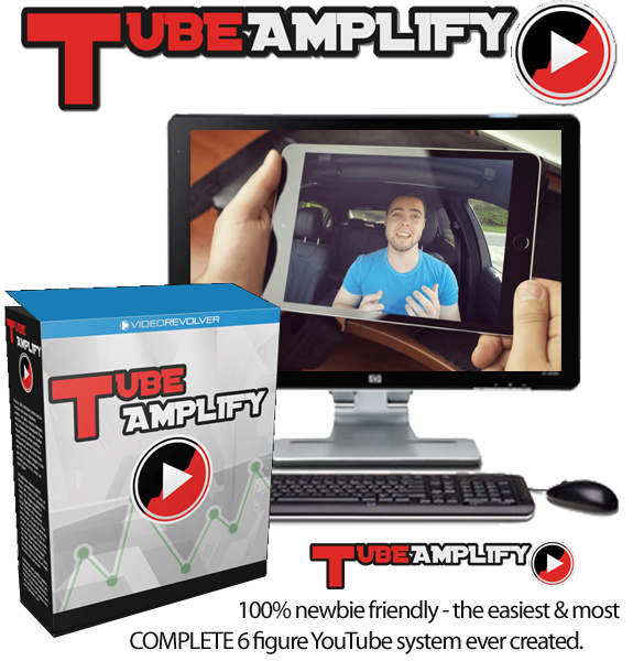 Tube Amplify Professional License Instant Access By Peter Beattie