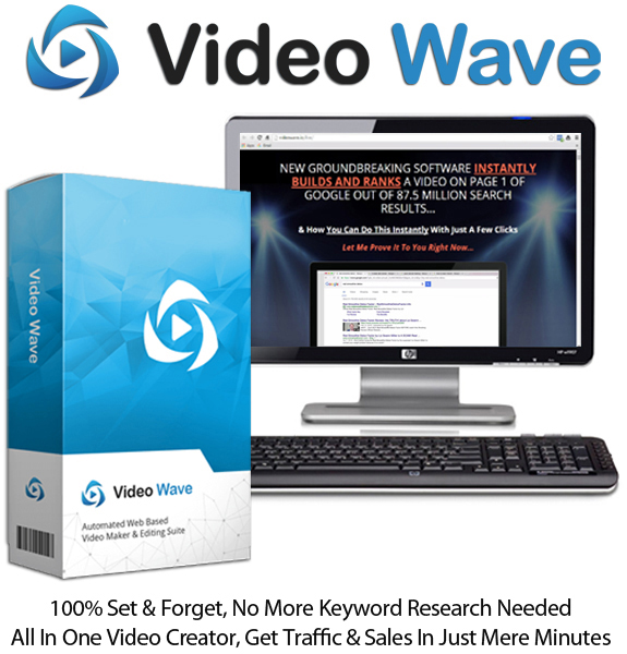 Video Wave Commercial License Lifetime Instant Access