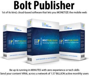 Bolt Publisher Software Unlimited License Instant Download