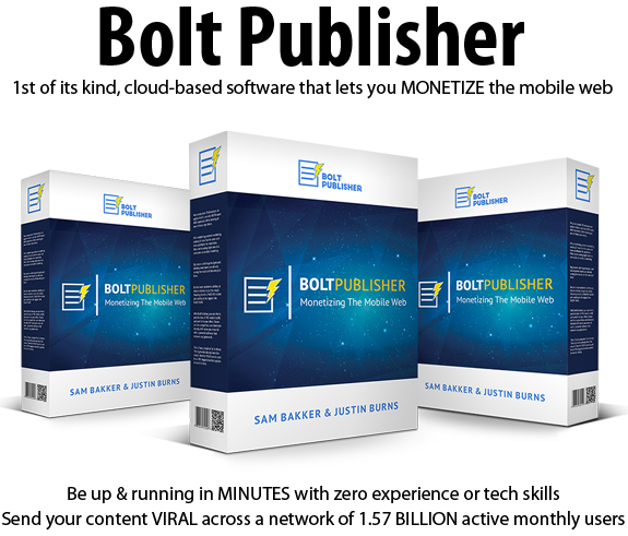 Bolt Publisher Software Unlimited License Instant Download