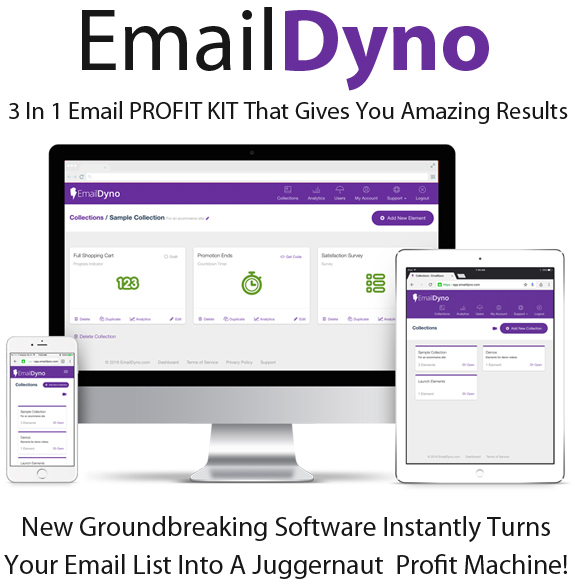 EmailDyno APP Unlimited License Lifetime Access