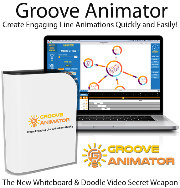 Groove Animator Apps Personal Rights Instant Download