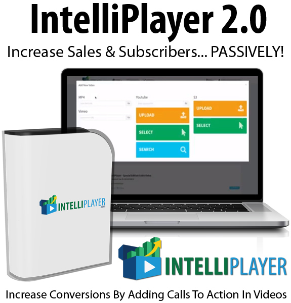 IntelliPlayer 2.0 Yearly License Full Access By Bill Guthrie