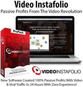Video Instafolio Pro Pack Lifetime Access By Simon Harries
