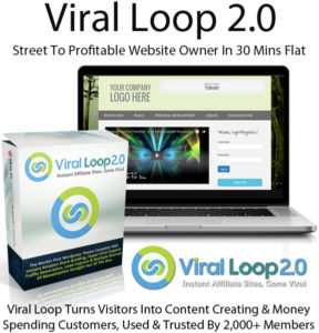 Viral Loop 2.0 WP Theme Instant Download Unlimited License