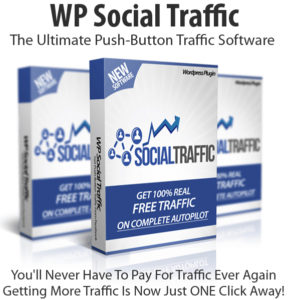 WP Social Traffic Reseller License Instant Download By Ankur Shukla