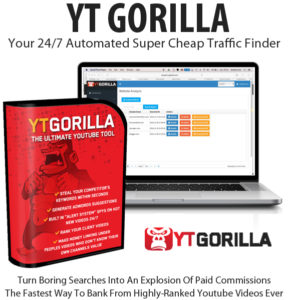 Free Download YT Gorilla Software By Chris Fox