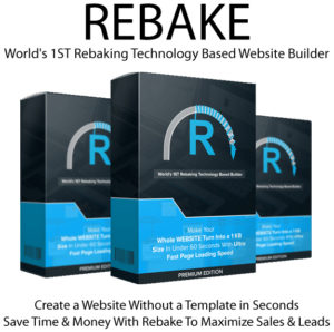 Rebake Software With Licence Key FREE Download By Jai Sharma