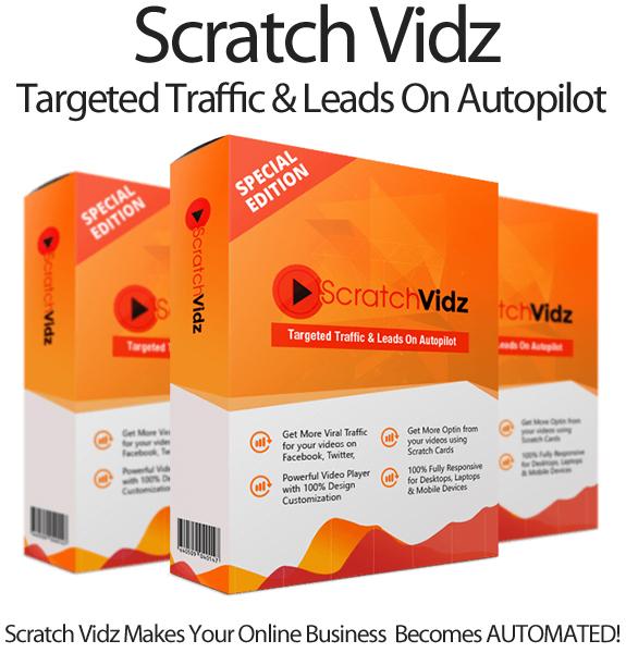 Scratch Vidz App Free Download Created By OJ James