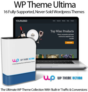 WP Theme Ultima Nulled 100% Free Download Unlimited License