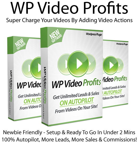 WP Video Profits By Ankur Shukla Nulled Instant Download