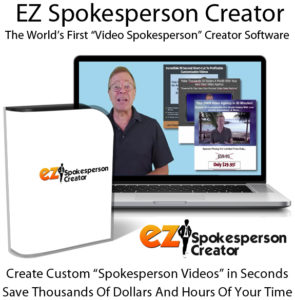 EZ Spokesperson Creator PRO Package For PC & Mac Free Download