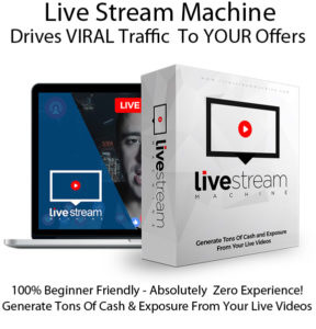 Live Stream Machine App 100% Free Download Unlimited