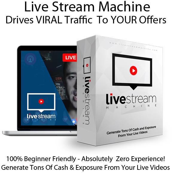 Live Stream Machine App 100% Free Download Unlimited