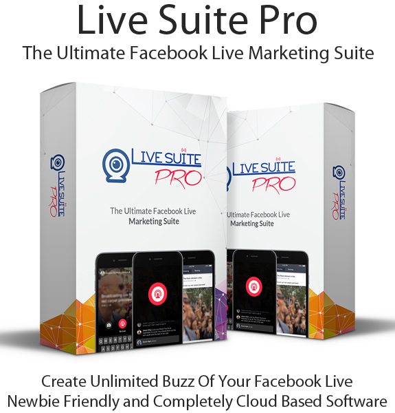 Live Suite Pro Software 100% Instant Access No Monthly Fees