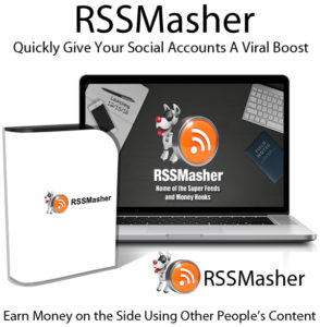 RSSMasher Software 100% Free Lifetime Access