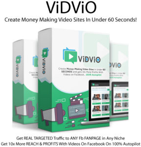 VidVio WordPress Plugin NULLED Free Download By Dillon Hendrix