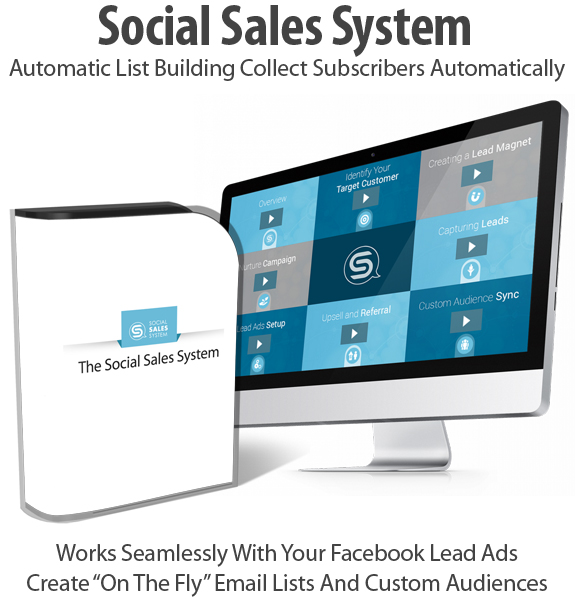 Social Sales System By Craig Crawford 100% Full Access