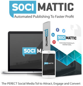 Socimattic By Brett Ingram and Mo Latif Lifetime Access