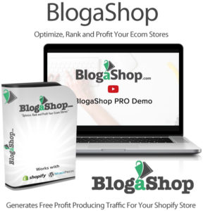 BlogaShop Pro WP Plugin By Karl Instant Download
