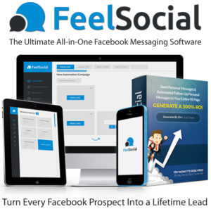 FeelSocial Lifetime Account 100% Instant Access
