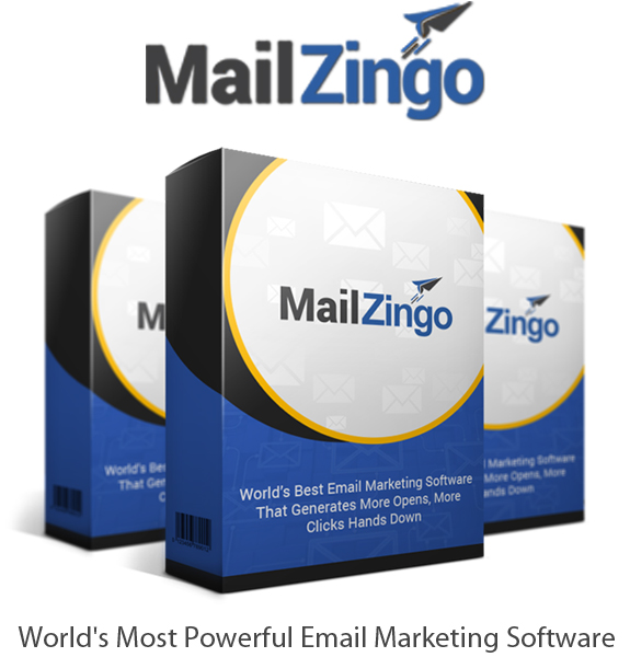 MailZingo Pro By Dr. Amit Pareek Instant Download