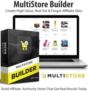 Multistore Builder Pro By Ben Murray 100% Instant Access