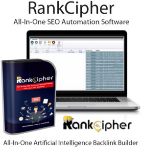 RankCipher Pro License By Tom Yevsikov Instant Download