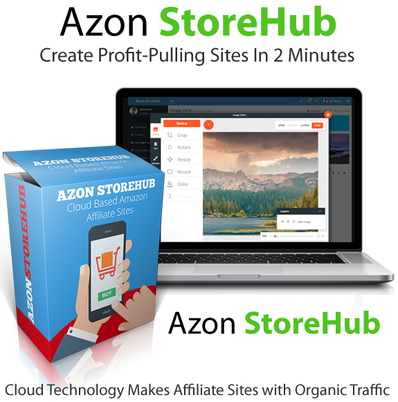 Azon StoreHub Software Pro Lifetime Access By Igor Burban