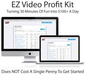 EZ Video Profit Kit Reseller Instant Download By Howard Lynch