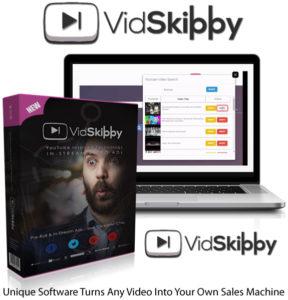 Vidskippy Software Pro Instant Download By Mark Bishop