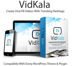 VidKala Software By Patrick Dillon Hendrix Instant Download