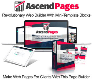 AscendPages App Pro Instant Download Created By Andrew Darius