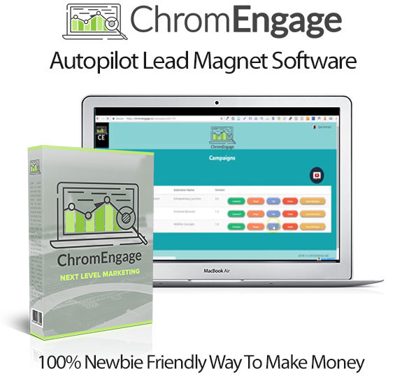 ChromEngage Elite Pro Free Download By Cindy Donovan