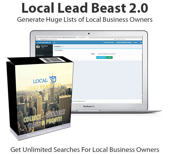 beast software_Local Lead Beast Software v2.0 Pro Free Download By Ray Lane | Blackhat Free Download