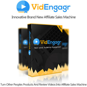 VidEngagr Software Pro Instant Download By Declan Mc