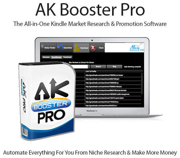 AK Booster Pro Software Multi License Free Download By Ben Murray