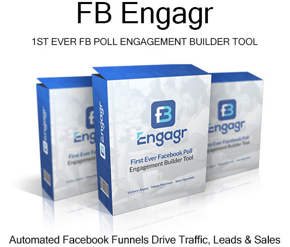 FB Engagr Software Pro License Lifetime Access By Victory Akpomedaye