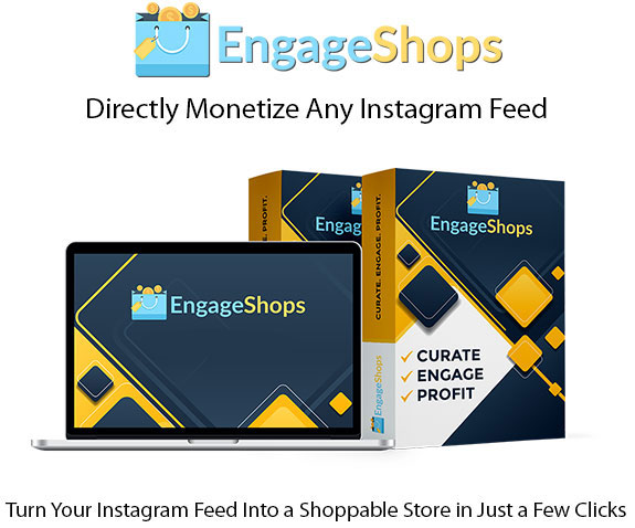 Engage Shops Software Pro License Instant Download By Sam Robinson