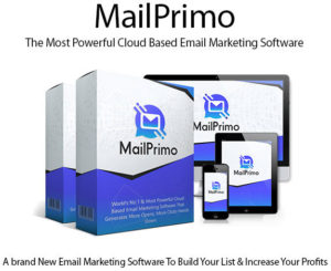 MailPrimo Software PRO Instant Download By Dr. Amit Pareek