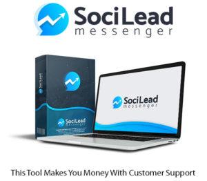SociLead Messenger Software PRO Instant Download By Daniel Adetunji