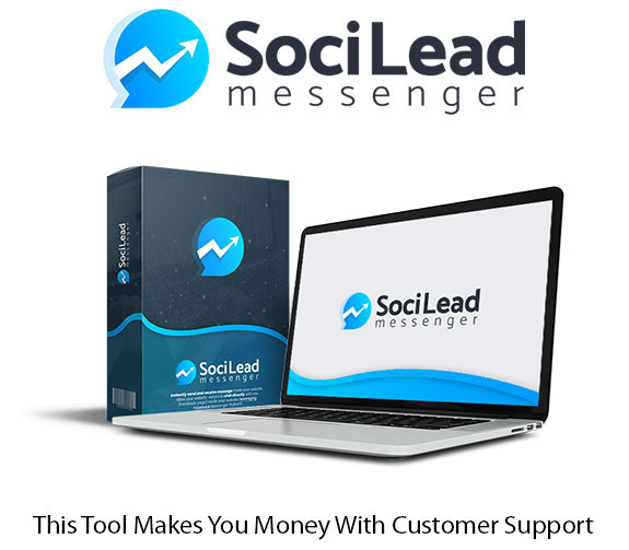 SociLead Messenger Software PRO Instant Download By Daniel Adetunji