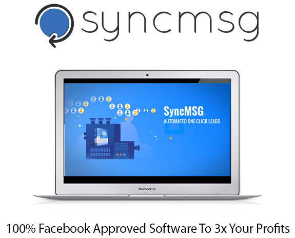 SyncMSG Software Unlimited License Instant Download By Brad Stephens