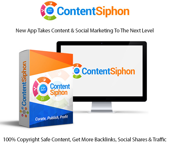 Content Siphon Pro License Instant Download By OJ James