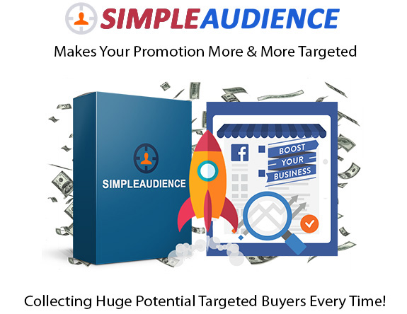 Simple Audience Software PRO Instant Download By Rully Agus Sumarto